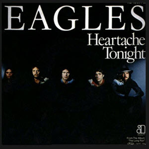 Eagles Heartache Tonight Album Cover-WTS20190627
