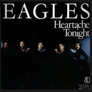 Eagles Heartache Tonight Album Cover-WTS20190627