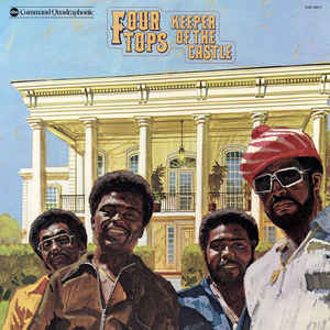 Four Tops Keeper of the Castle Album Cover