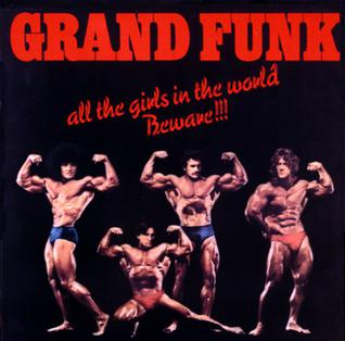 Grand Funk Bad Times album cover