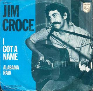 Jim Croce I Got A Name cover art