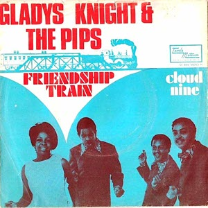 Gladys Knight and the Pips Friendship Train-WTS20190710