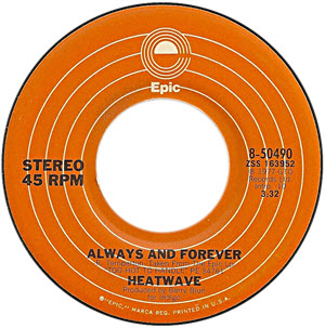 Heatwave Always And Forever-WTS20190718