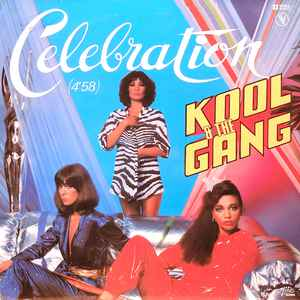 Kool And The Gang Celebration-WTS20190701