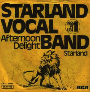Starland Vocal Band Afternoon Delight_WTS20190717