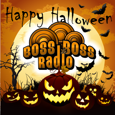 Boss Boss Radio Halloween