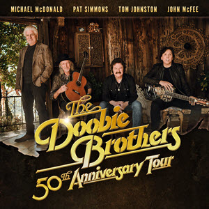 Doobie Brothers 50th Anniversary Tour 2020