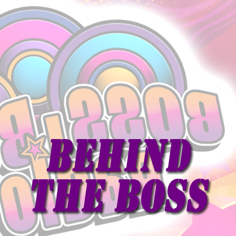 Behind the Boss Logo