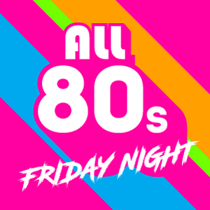 All-80s-Friday-Logo-Feat