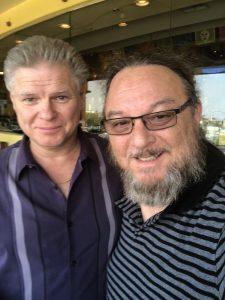 JVC & Your Buddy Dave Garrity