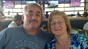 Boss Bob Mansfield and Lori!