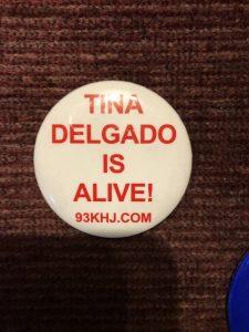 Tina Delgado is Alive