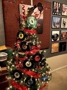 The Boss Christmas Tree