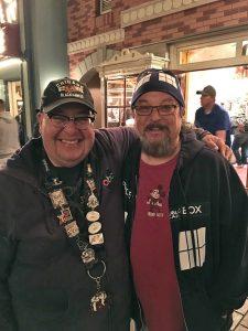 JVC & Raul Moreno