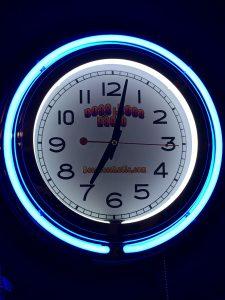 The Boss Studio Clock