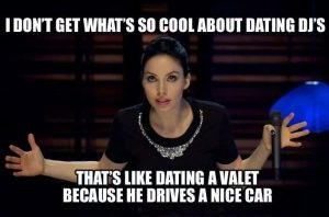 Dating DJs