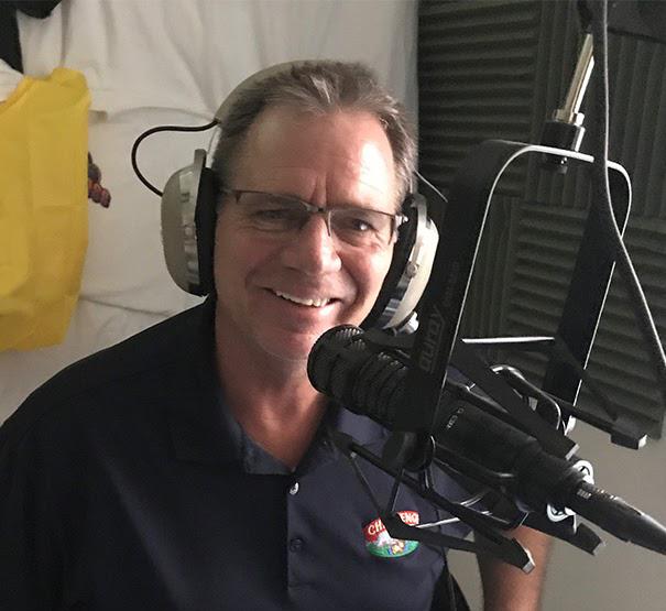 Kevin In Studio